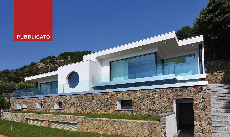 Bianchi bosoni architetti associati savona bianchi for Case da architetto