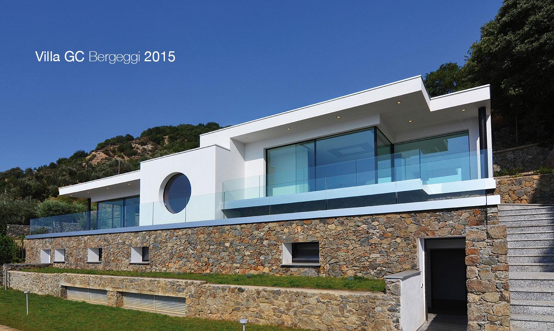 Bianchi bosoni architetti associati savona bianchi for Case architettura moderna