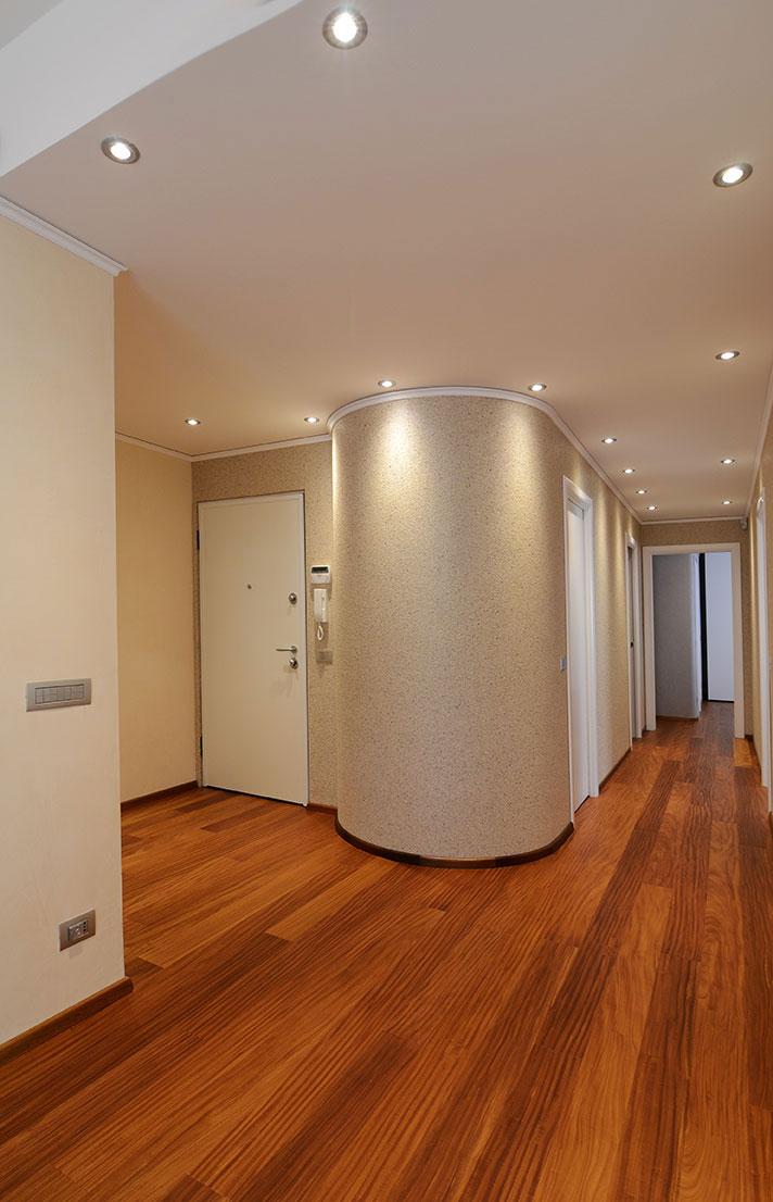 Faretti Nel Corridoio: Per esempio questo da inserire direttamente nel foro d...