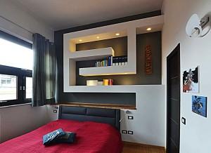 Libreria Per Camera Da Letto : Letto biblioteca di cinius dormire in una libreria immersi nei libri