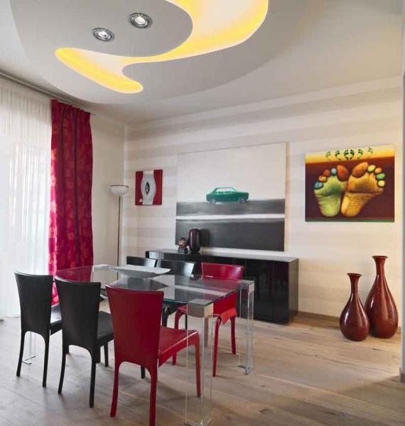 Bianchi bosoni architetti associati savona bianchi for Siti design interni