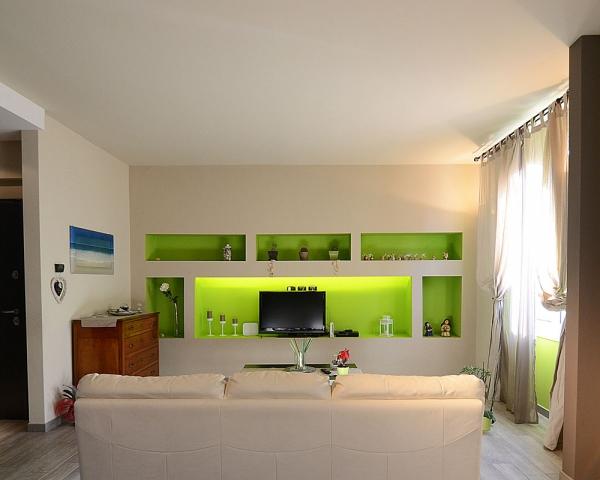 Appartamento con mansarda NF – Savona 2016