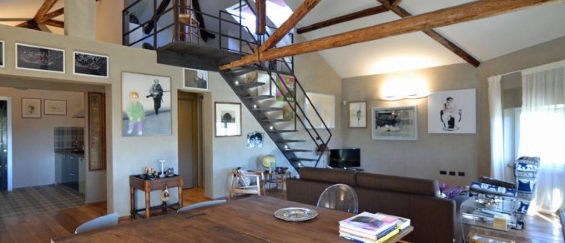 Appartamento in villa LP 2018