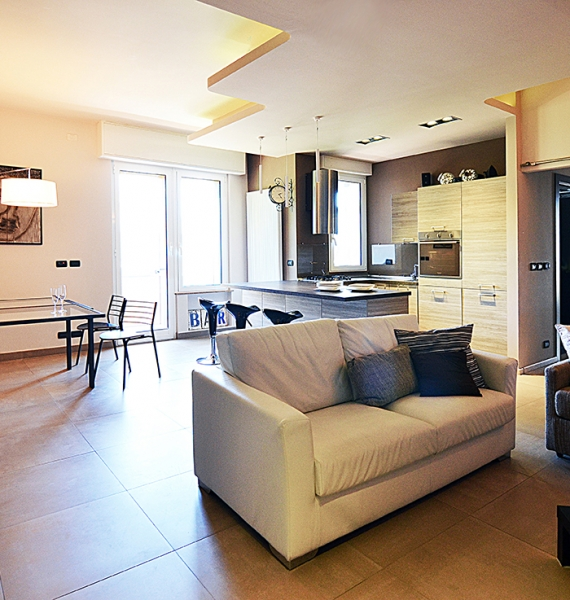 Appartamento BM – Genova 2012