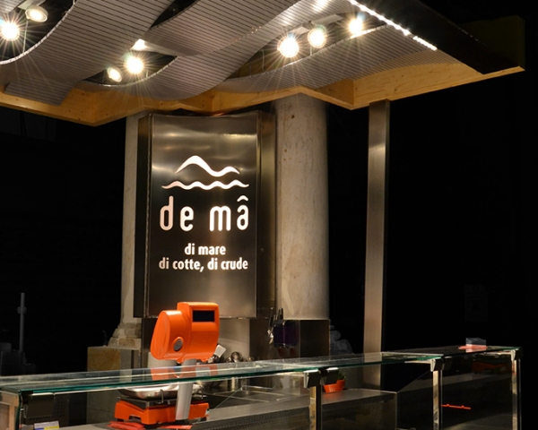 Banco gastronomia DE MA – Genova