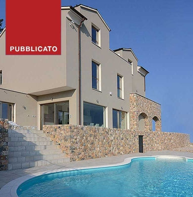 Villa LG – Riviera Ligure 2014