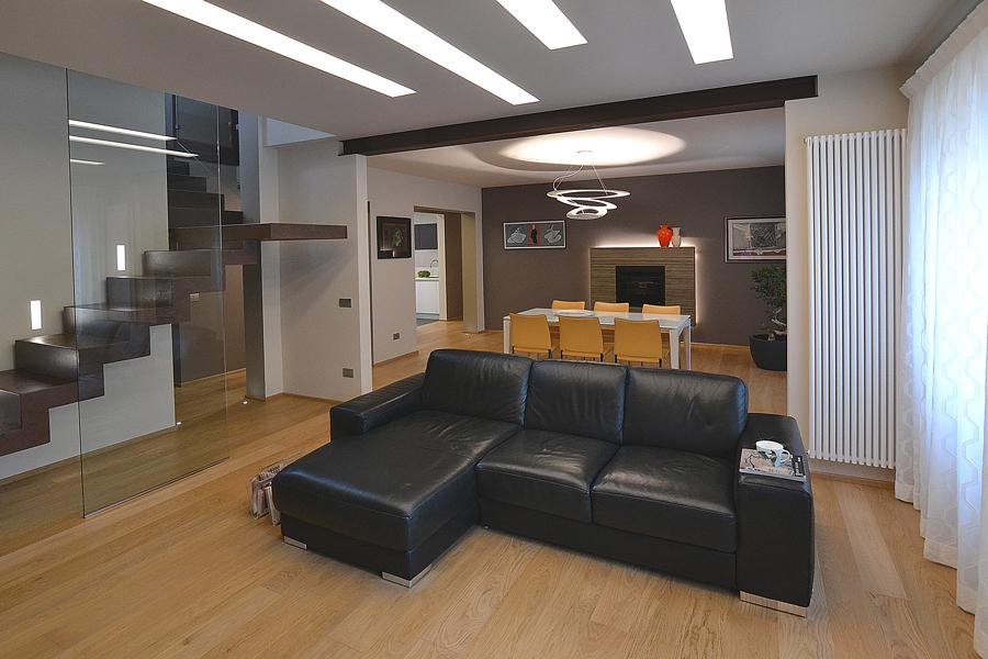 Appartamento con mansarda AC – Savona 2017